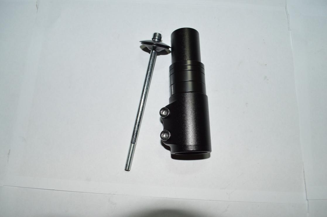 Удлинитель штока вилки Kenli для безрезьбовой рул. колонки 1-1/8 KL-4025, код 40250